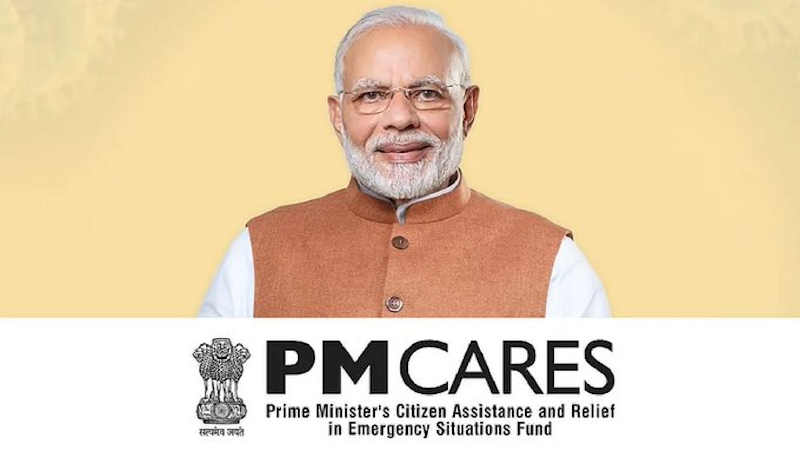 PM-CARES Fund of the Prime Minister of India Narendra Modi