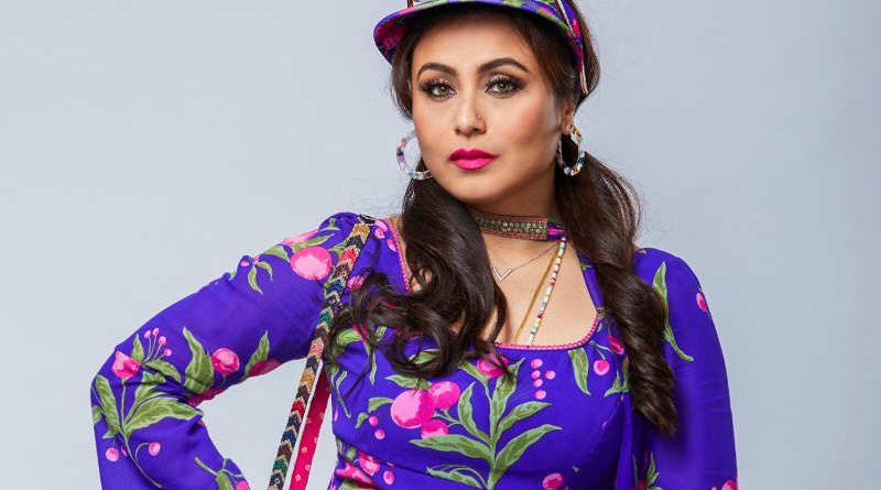 Rani Mukerji in Bollywood Film Bunty Aur Babli 2. Photo: Yash Raj Films