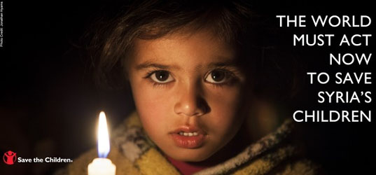Save the Children in Syria