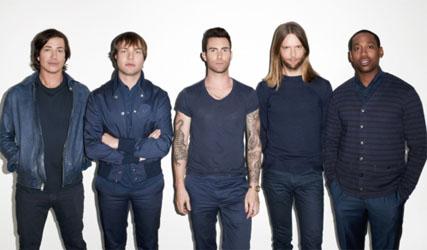 Maroon 5 to Headline Honda Civic Tour