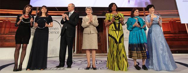L'OREAL-UNESCO Awards