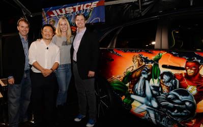 Justice League Car