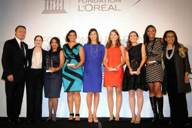 L'Oreal Women in Science