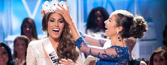 Gabriela Isler Crowned Miss Universe 2013