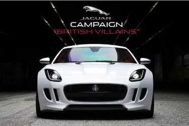 Jaguar Super Bowl Commercial on British Villains