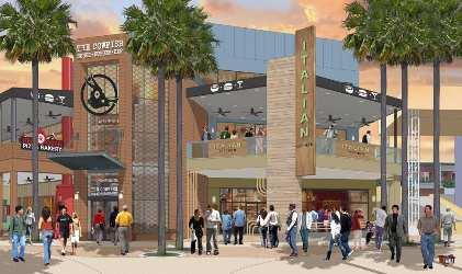 Universal Orlando's CityWalk
