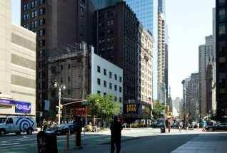 "Marriott's ""Tallest"" Hotel in New York City"