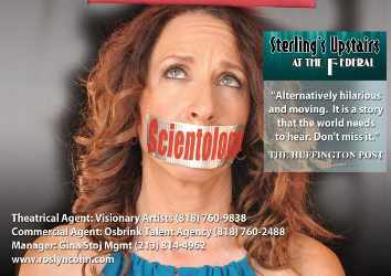Actress Roslyn Cohn Exposes Scientology