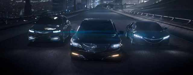 Let the Race Begin with Acura