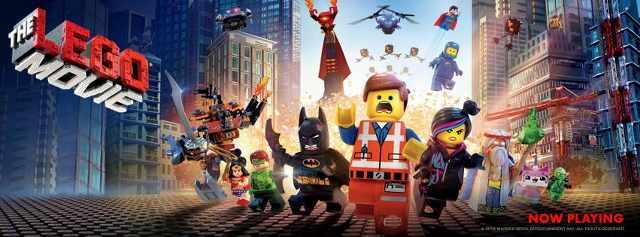 Warner Bros.' The Lego Movie