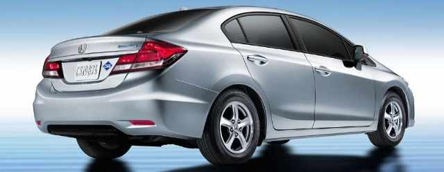 Honda Civic Hybrid and Civic Natural Gas