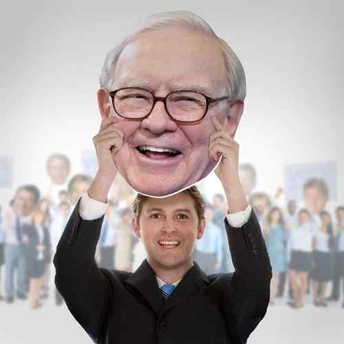 Warren Buffett Big Heads