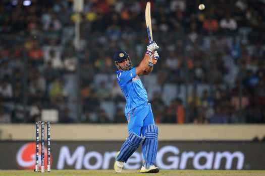 India's MS Dhoni Named Captain of the New ICC World Cricket Team