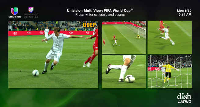 DISH Network Prepares for Summer of Soccer