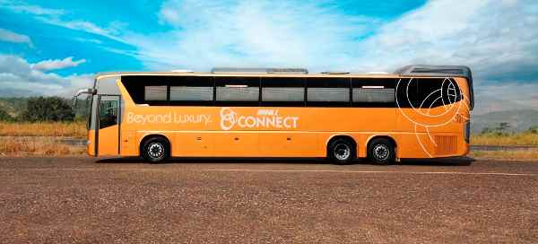 SVLL Connect Luxury Passenger Bus