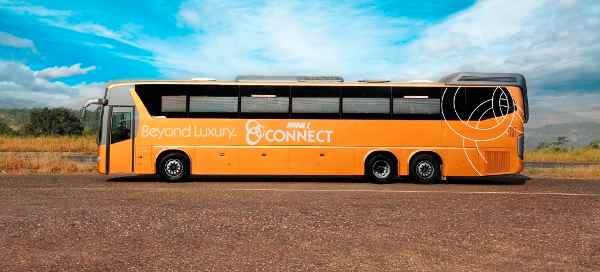 SVLL Connect Luxury Passenger Bus