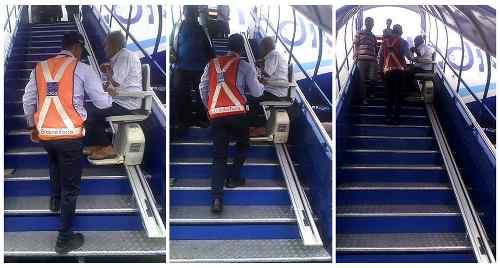 Indigo Vingrace Stair Lifts