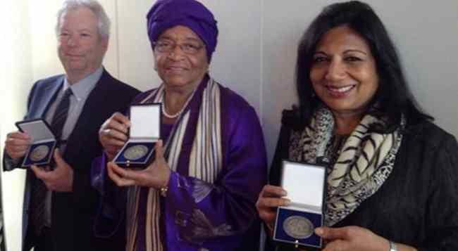 Kiel Institute's 2014 Global Economy Prize