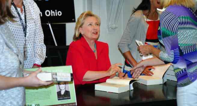 Hillary Clinton's Hard Choices