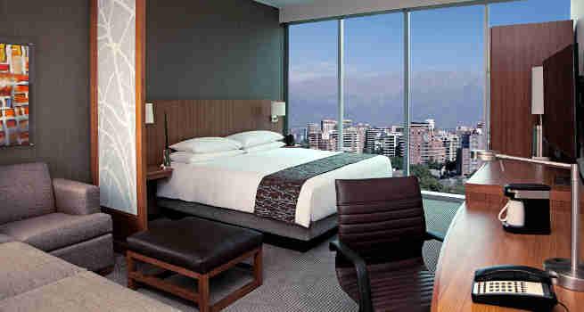 Hyatt Place Santiago Vitacura Opens in Chile