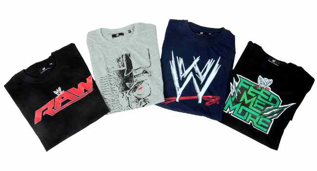 Online Retailer Myntra to Sell WWE Apparel in India
