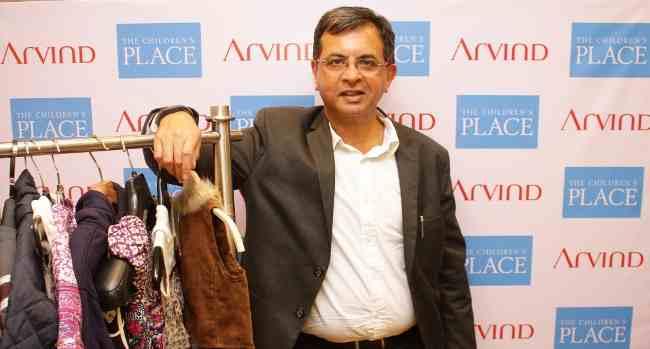J. Suresh, managing director & CEO, Arvind Lifestyle Brands Ltd.