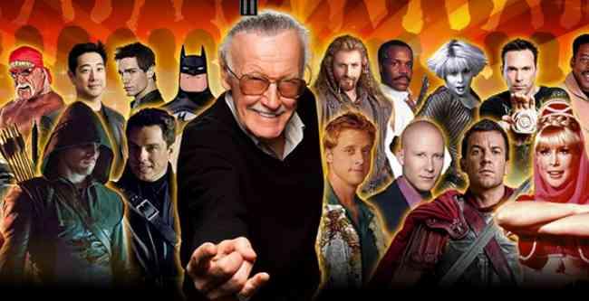 Salt Lake Comic Con Welcomes Spider-Man Creator Stan Lee