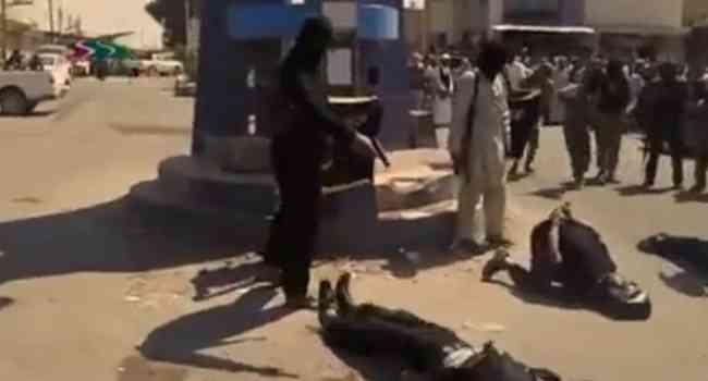 Islamic Terror State ISIS Video