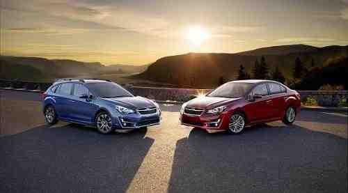 Subaru Announces Pricing for New Impreza Models