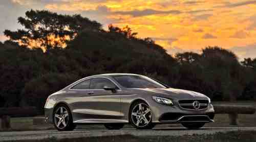 Mercedes-Benz Announces Pricing for New Car Models