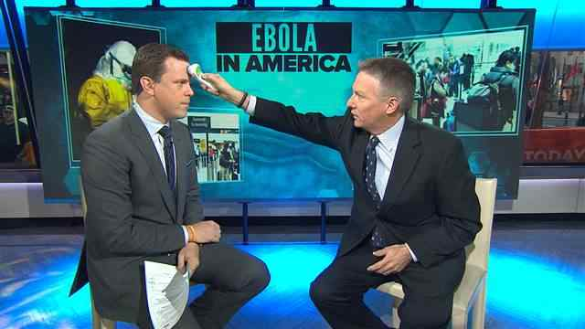 Ebola in America