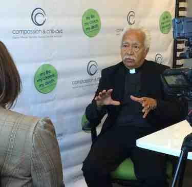 Rev. Dr. Ignacio Castuera, Compassion & Choices Board Member