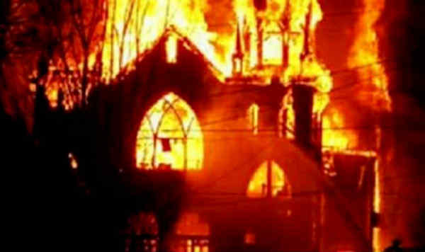 Attack on Church