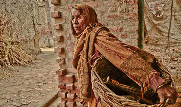 Low-Caste Women Forced to Clean Human Waste in India