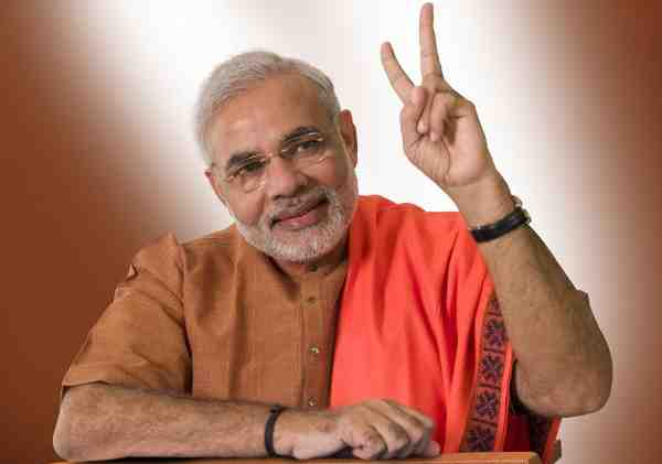 Narendra Modi. Photo courtesy: BJP