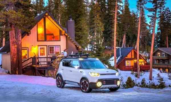 Kia Electric Trail'ster Concept