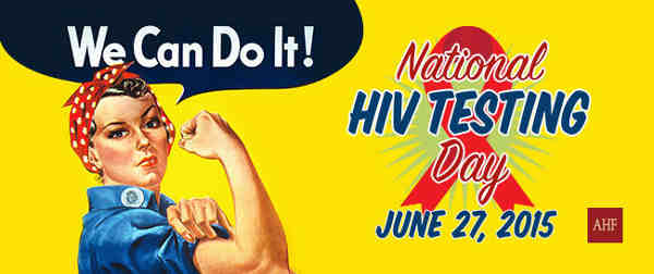 AHF to Host National HIV Testing Day Events