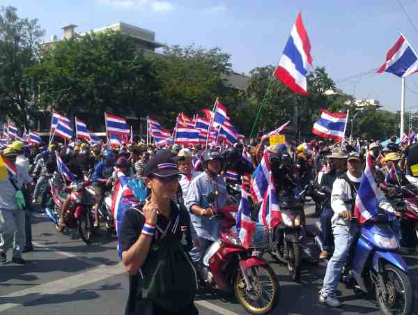 Thailand Urged to Drop Charges Against Student Activists