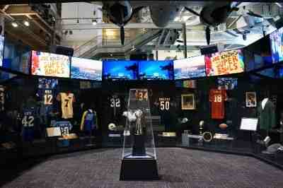 Pro Football Exhibit Comes to Super Bowl 50 Host City