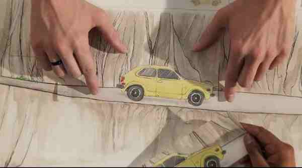 "Honda Releases Stop-Motion Film ""Paper"""