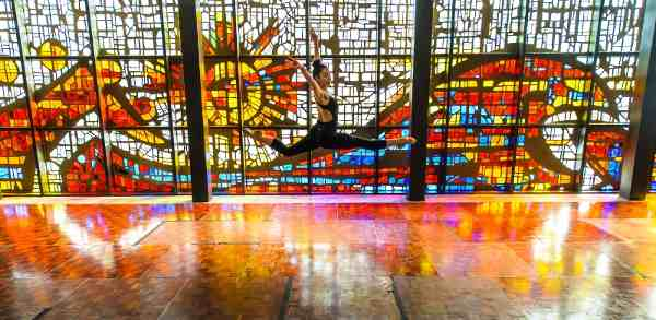 Melanie Ramos YoungArts 2014 Winner in Dance Photo Jason Koerner