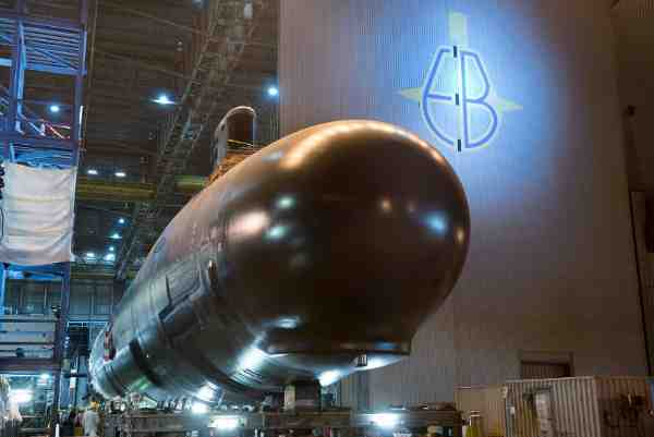 Michelle Obama to Christen Nuclear Submarine Illinois