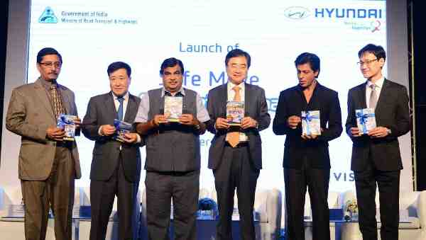 Shah Rukh Khan to Promote Hyundai's CSR Initiatives