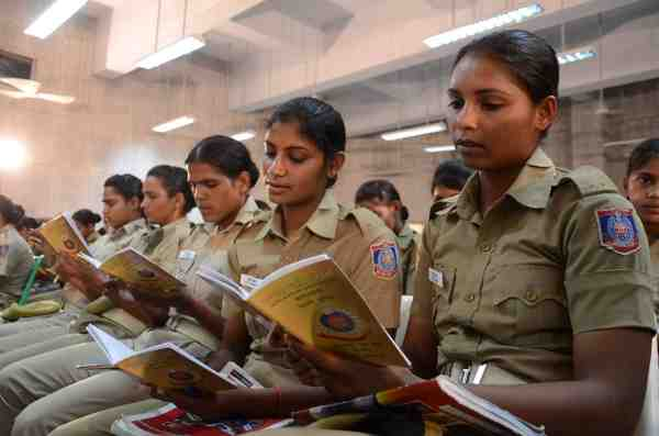 How Delhi Police Finds the Way to Happiness