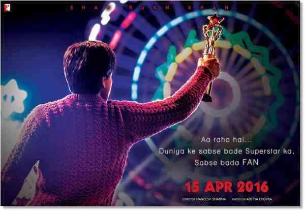 Shah Rukh Khan Film Fan