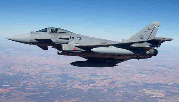NATO to Transfer Baltic Air Policing Mission