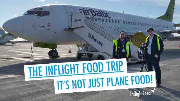 Documentary Reveals How Airlines Prepare and Deliver Meals