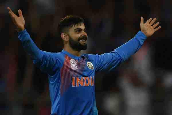 Virat Kohli: Player of the T20 Cricket Tournament