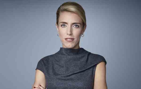 CNN's Clarissa Ward Wins Media Award