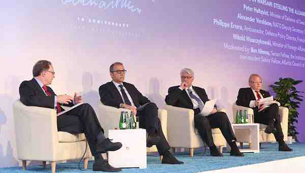 NATO in Warsaw: Steeling the Alliance?